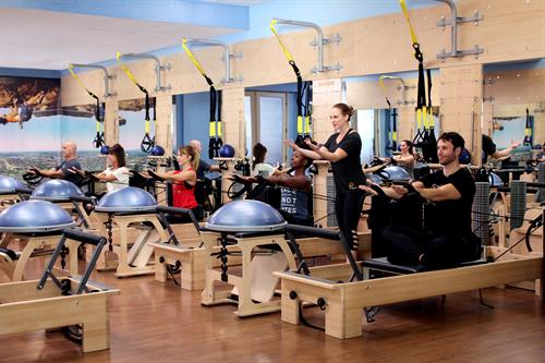 Experience Classical Reformer Pilates
