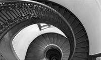 57 Post Classic Staircase