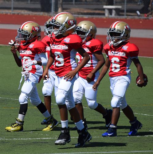 SFPAL 49ers Football Program