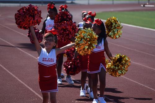 SFPAL 49ers Cheer Program