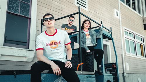 Check out our retail for your very own Hard Rock Cafe San Francisco gear!