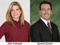 Redwood Credit Union Names Jeri Hansen and David Gouin as  New Associate Board Members