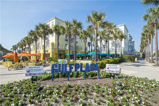 Gulf Place, Dune Allen Realty Vacation Rentals