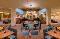 Sandcastle's Restaurant is open for breakfast, lunch and dinner.
