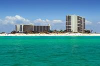 Located directly on the sugar white sands and emerald waters of the Gulf of Mexico.
