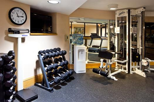 Our Fitness Center remains open 24 hours for guests over 18 years or older.