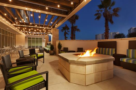 Enjoy our Outdoor Fire Pit
