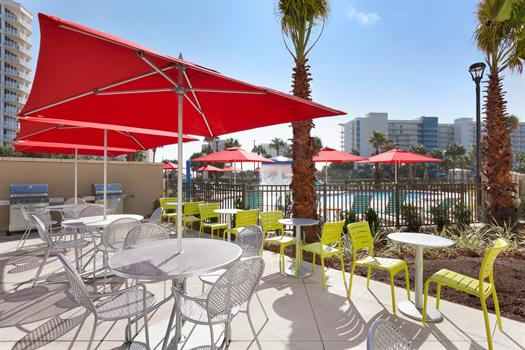 Enjoy our Outdoor Patio with Grills by the Pool