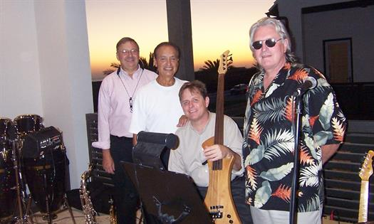 Sal's Jazz Quartet at Ayls Beach, FL