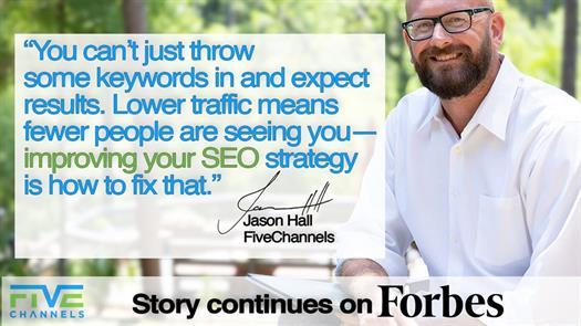 Five Channels, Jason Hall