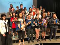 ORAU sponsors more than 500 middle school students to