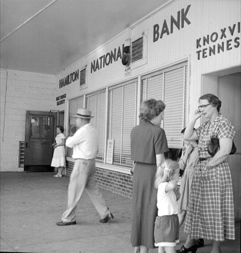 We are the original bank in Oak Ridge
