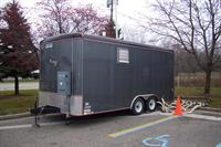 Mobile Treatment units for soil and groundwater remediation.