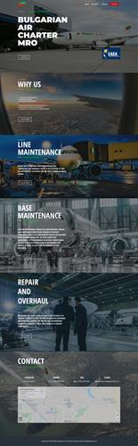 Airline Maintenance Company