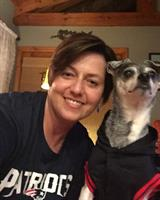 My and my Rat Terrier Neo