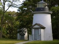 "Eastham...history fact  ""The Beacon"" one the the historic 3 sisters lighthouses"