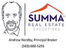 Andrew Nordby, Summa Real Estate Executives