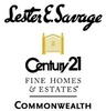 Lester Savage, Real Estate/ Century21 Commonwealth
