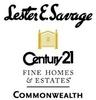 Lester Savage, Real Estate/ Century21 Commonwealth