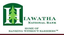 Member Spotlight - Hiawatha National Bank