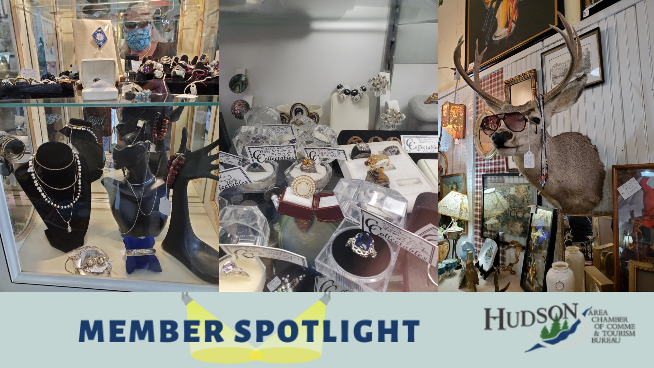 Member Spotlight - Abigail Page Antiques Mall