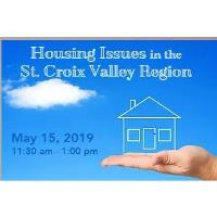 Conversations of the Valley: Affordable Housing Issues in the St. Croix Valley