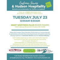 Customer Service & Hudson Hospitality Seminar