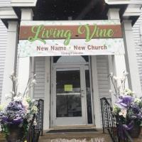 Ribbon Cutting- Living Vine Church