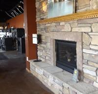 View mantels and stone work too!