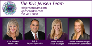 Keller Williams Premier Realty - Kris Jensen Larson