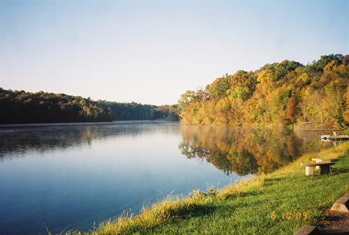 The Lake at Glen Hills
