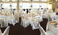 Wedding set up on Grand Duchess