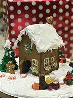 Gingerbread House Workshop at Grand Fête