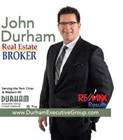 John Durham, MS, BROKER, CLHMS - Licensed in WI & MN