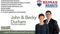 John and Becky Durham, Realtors in Hudson, WI - Licensed in WI & MN
