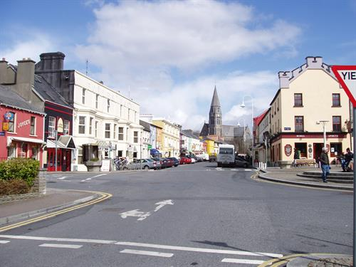 City of Clifden - 3 nights on Atlantic Coast in Connemara
