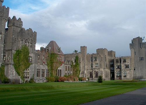 Ashford Castle - Cong Village