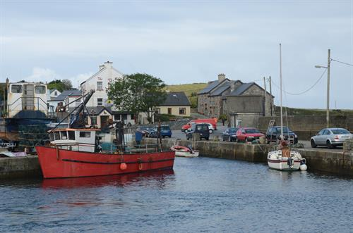 Wander through quaint fishing villages