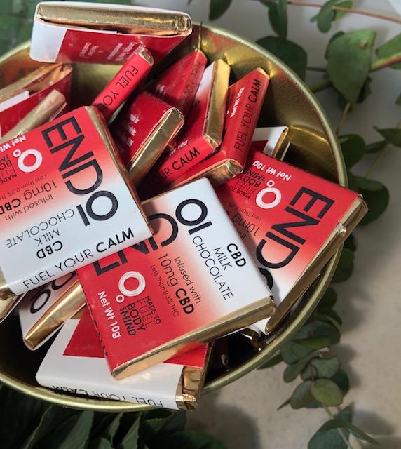 10mg CBD Chocolates