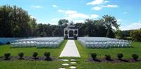 Outdoor Gazebo Ceremony Site