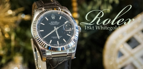 Rolex Watches- Luxury pre-loved/owned and servicing.
