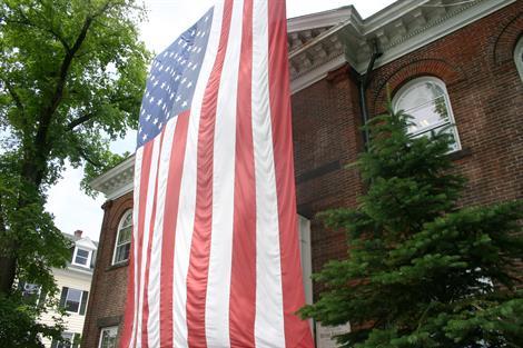 Town Hall, Ridgefield