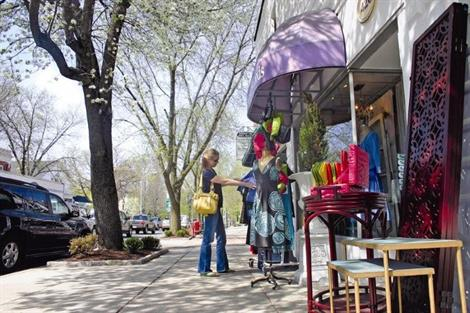 Main Street, Ridgefield