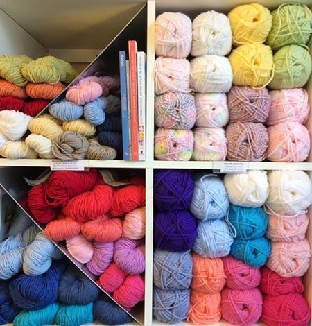 Yarn for everyone!