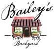 Bailey's Backyard