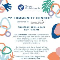 YP Community Connect sponsored by Hawaiian Telcom