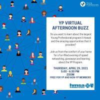 Virtual YP Afternoon Buzz Sponsored by HMSA