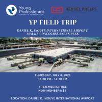 YP Field Trip - Daniel K. Inouye International Airport Mauka Concourse