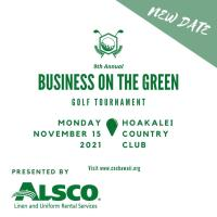 9th Annual Business on the Green Golf Tournament Sponsorships