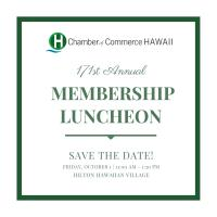 171st Annual Virtual Membership Luncheon